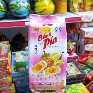 Bánh pía 2 trứng Tân Huê Viên