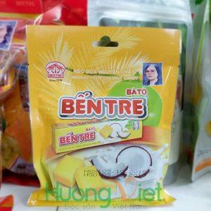 Kẹo dừa Bến Tre nguyên chất