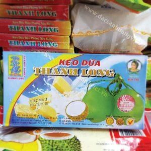 Kẹo dừa không sầu riêng