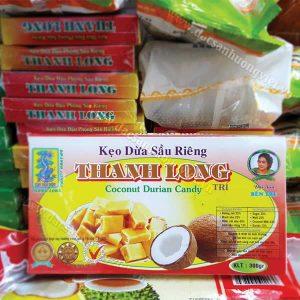 Kẹo dừa sữa sầu riêng 500gr
