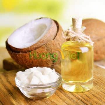 Tác dụng của dầu dừa đối với sức khỏe và làm đẹp