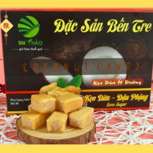 Kẹo dừa đậu phộng Du Thảo 400g