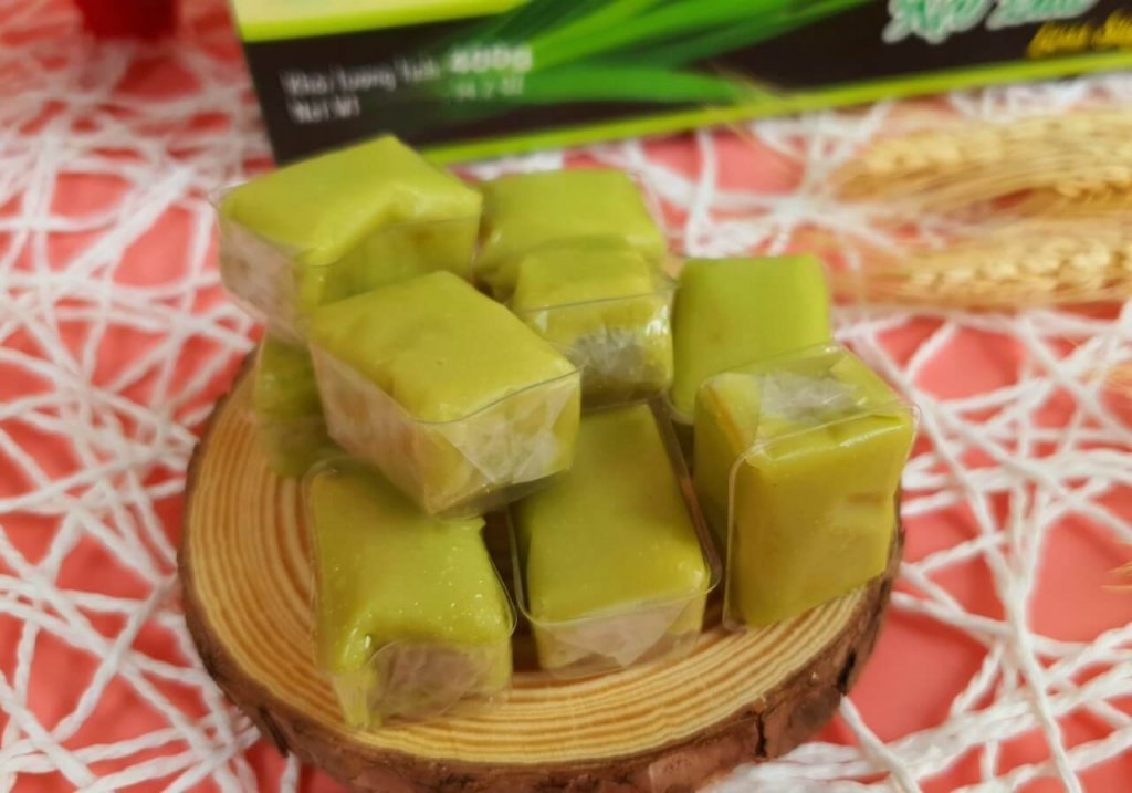 Kẹo dừa ládứa Du Thảo 400g